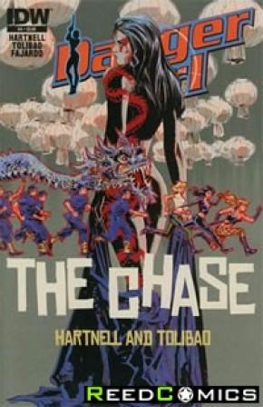Danger Girl The Chase #4