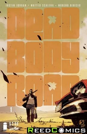 Dead Body Road #1 (1st Print)