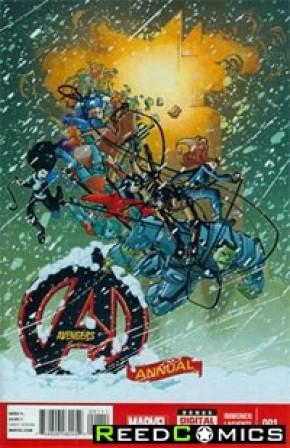 Avengers Volume 5 Annual #1