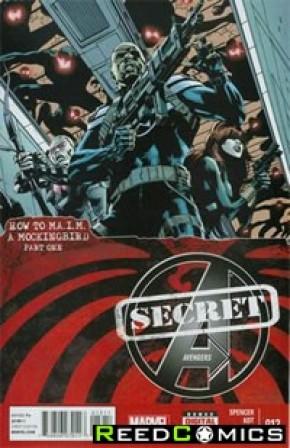 Secret Avengers Volume 2 #12