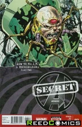 Secret Avengers Volume 2 #13