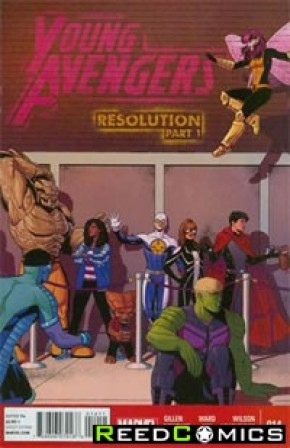 Young Avengers Volume 2 #14