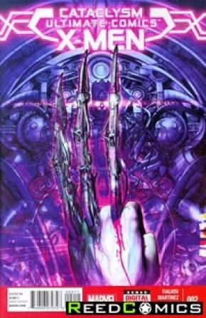 Cataclysm Ultimate X-Men #2