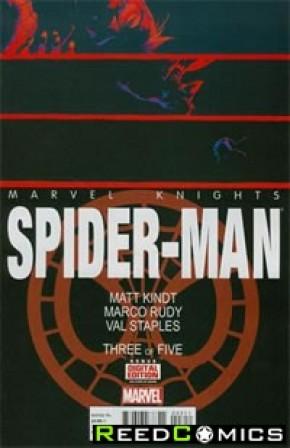 Marvel Knights Spiderman Volume 2 #3