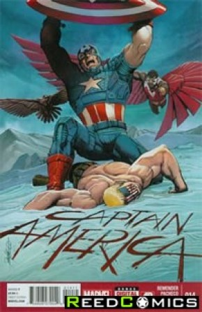 Captain America Volume 7 #14