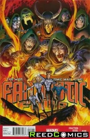 Fantastic Four Volume 4 #15