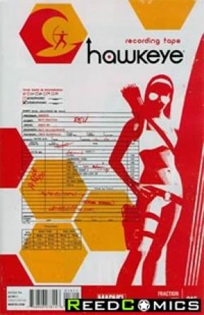 Hawkeye Volume 4 #16
