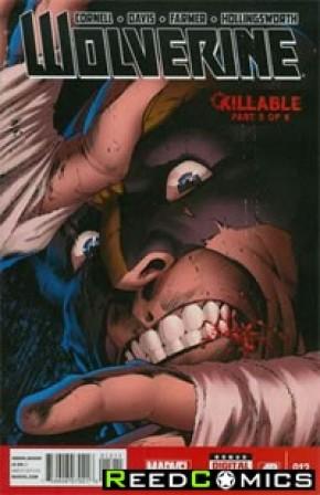 Wolverine Volume 5 #12