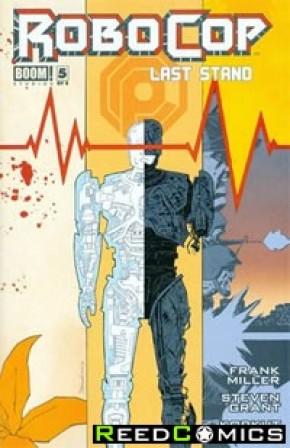 Robocop Last Stand #5