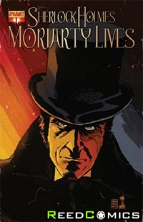 Sherlock Holmes Moriarty Lives #1