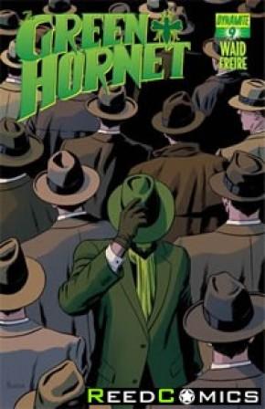 Green Hornet by Mark Waid #9