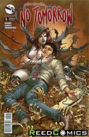 Grimm Fairy Tales No Tomorrow #5