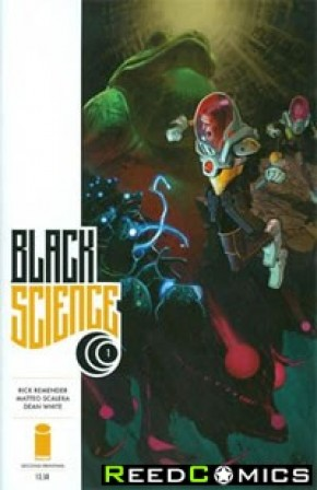 Black Science #1 (2nd Printing)