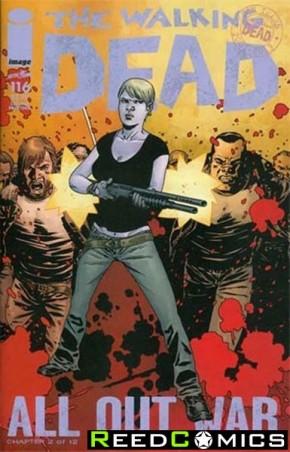 The Walking Dead #116 (2nd Print)