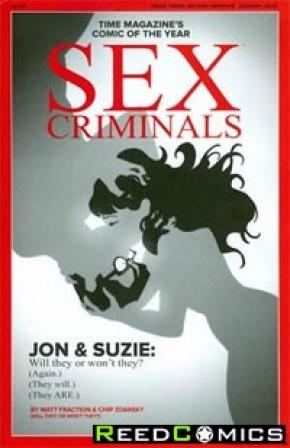 Sex Criminals #3 (2nd Print) *Time Variant*