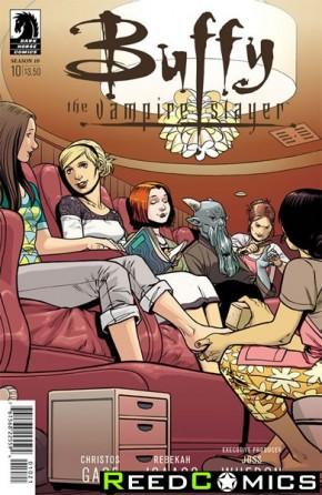 Buffy The Vampire Slayer Season 10 #10 (Isaacs Variant)