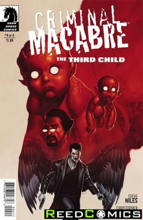 Criminal Macabre Third Child #4
