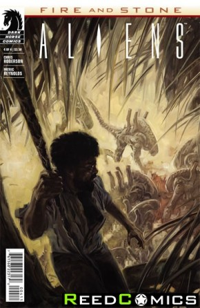 Aliens Fire and Stone #4