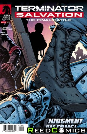 Terminator Salvation The Final Battle #12