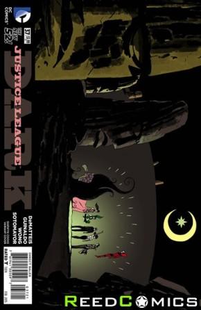 Justice League Dark #37 (Darwyn Cooke Variant Edition)