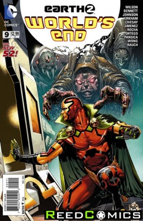 Earth 2 Worlds End #9