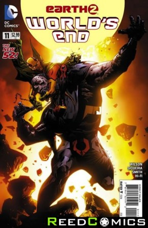 Earth 2 Worlds End #11
