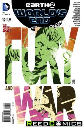 Earth 2 Worlds End #12
