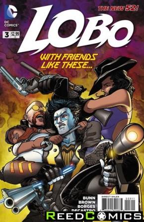 Lobo Volume 3 #3