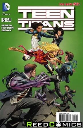 Teen Titans Volume 5 #5