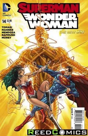 Superman Wonder Woman #14