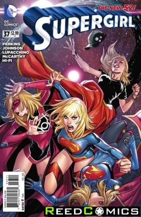 Supergirl Volume 6 #37