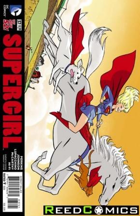 Supergirl Volume 6 #37 (Darwyn Cooke Variant Edition)