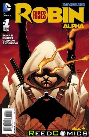 Robin Rises Alpha One Shot