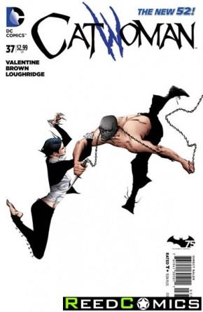 Catwoman Volume 4 #37