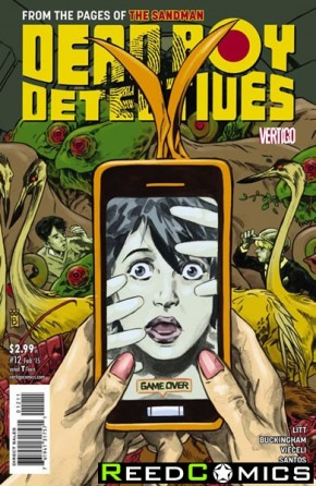 Dead Boy Detectives #12