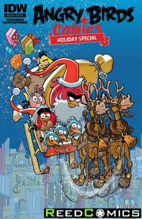 Angry Birds Holiday Special