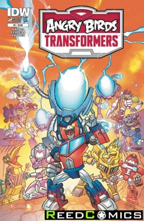 Angry Birds Transformers #2