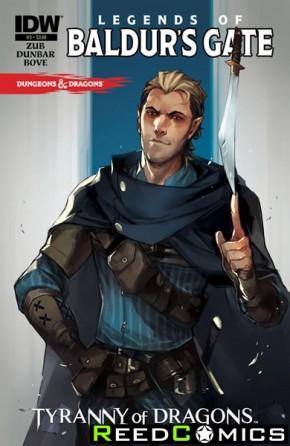 Dungeons and Dragons Legends of Baldurs Gate #3
