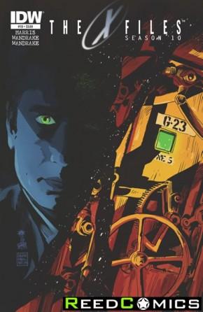 X-Files Season 10 #19