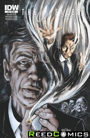 X-Files Season 10 #19 (1 in 10 Incentive Variant Cover)