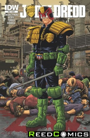 Judge Dredd Volume 4 #26