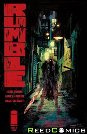Rumble #1 (1st Print)