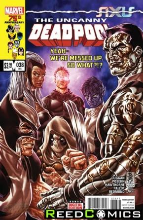 Deadpool Volume 4 #38