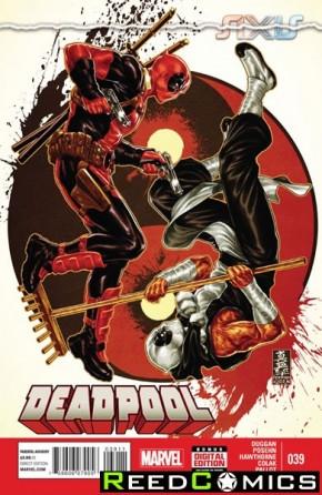 Deadpool Volume 4 #39