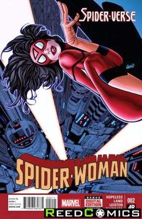 Spiderwoman Volume 5 #2 (1st Print)