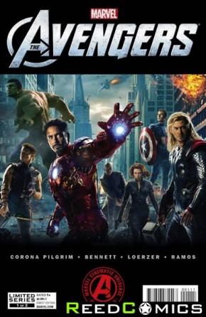 Marvels Avengers #1