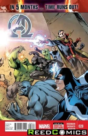 New Avengers Volume 3 #28