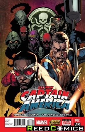 All New Captain America #2