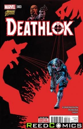 Deathlok Volume 5 #3