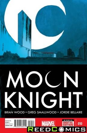Moon Knight Volume 7 #10